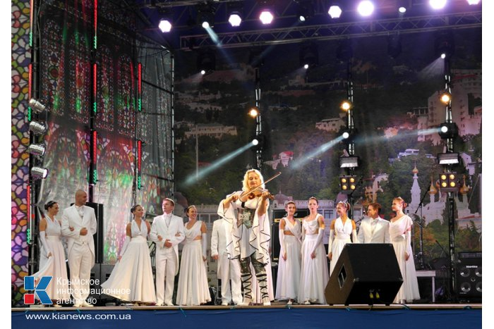 В Ялте отметили День города