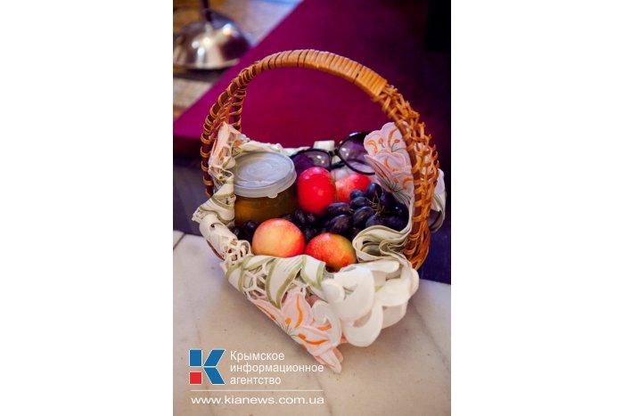 В Севастополе отмечают Яблочный спас