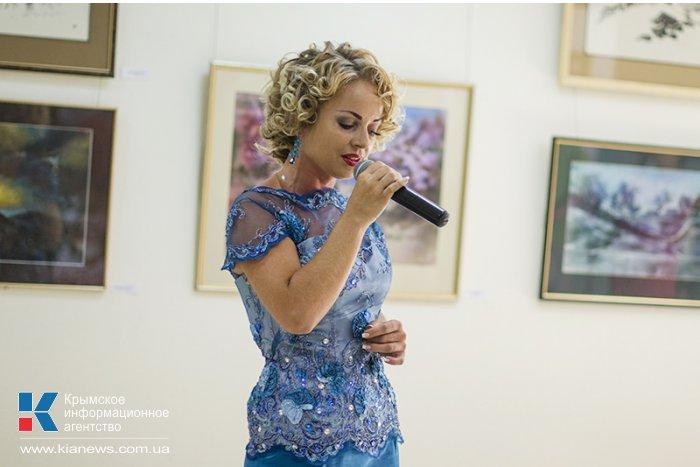 В Севастополе открылась выставка Яны Чиж
