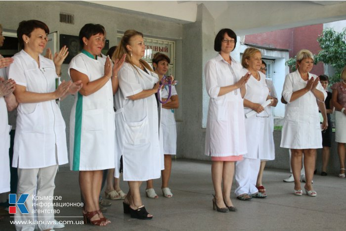 В Крыму за два года проведут модернизацию медицинских учреждений