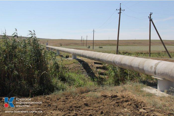 В Ленинском районе пустили газ и воду