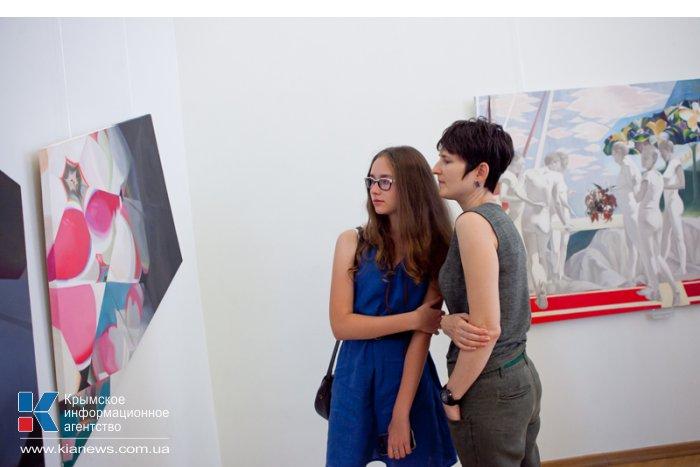 В Севастополе открылась выставка «Апокриф»