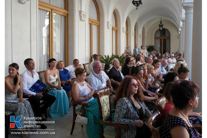 В Ялте наградили победителей телекинофорума «Вместе»