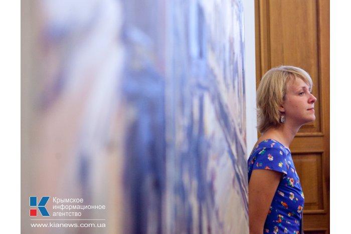 В Севастополе открылась выставка «Терминал»