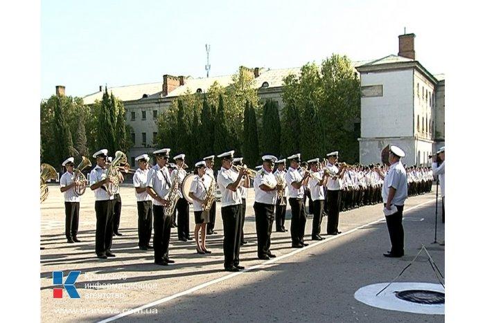 Морской университет в Севастополе пополнился сотней курсантов