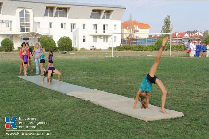 В Феодосии стартовал фестиваль «Воздушное братство»