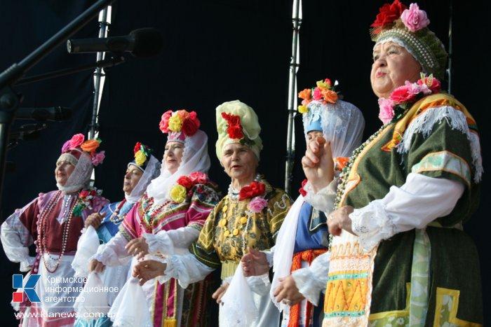 В Крыму завершился фестиваль «Крымские тулумбасы – 2014»
