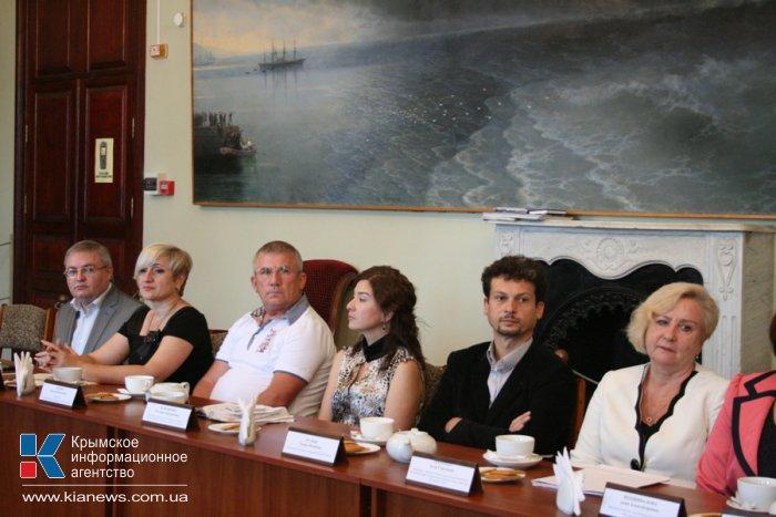 В Крыму определили приоритетные культурные объекты для реконструкции и строительства
