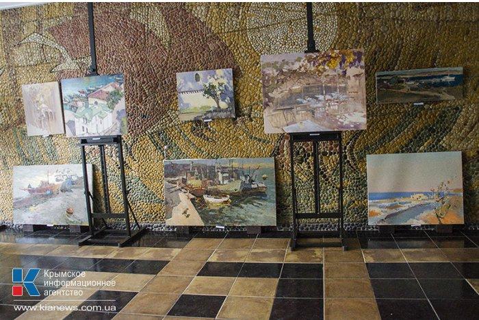 «Севастопольский пленэр» завершился масштабной выставкой