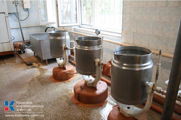 Единственная молочная кухня в Крыму под угрозой закрытия