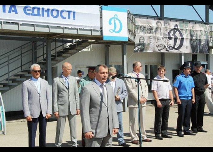 В Феодосии стартовал спортивный фестиваль «Динамо» – детям Украины»