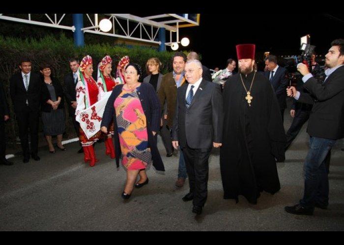 В Крым прибыла княгиня Мария Романова