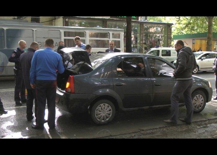 В Крыму задержаны грабители ювелирного магазина