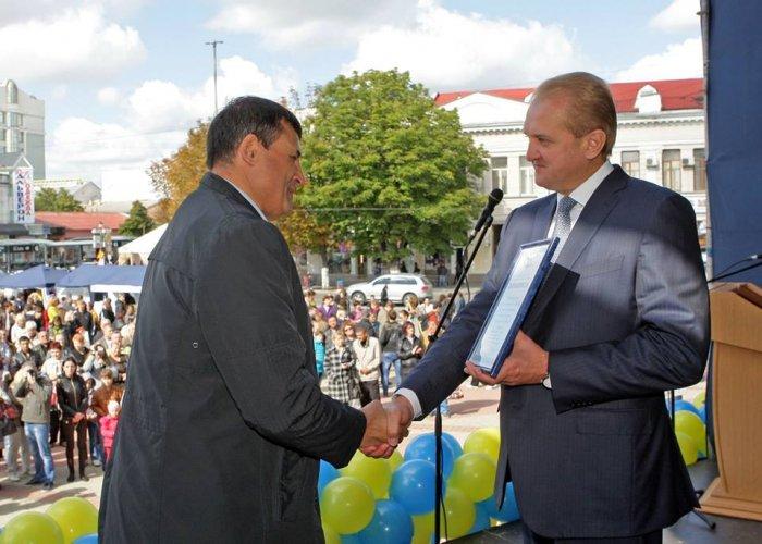 В Симферополе проходит ярмарка вакансий