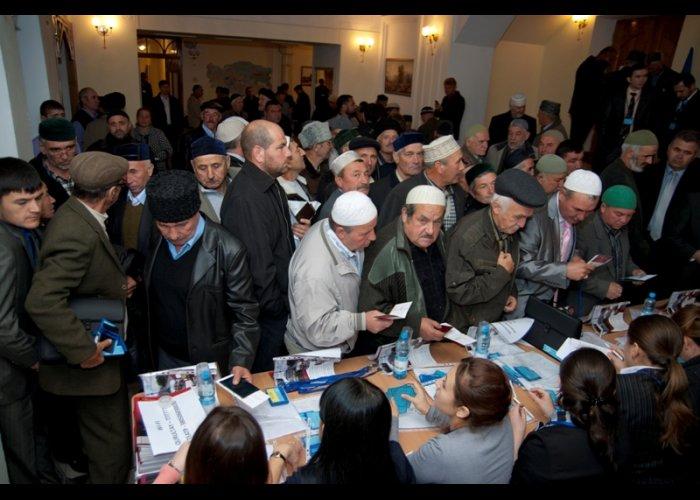 Мусульмане Крыма решили не менять своего муфтия