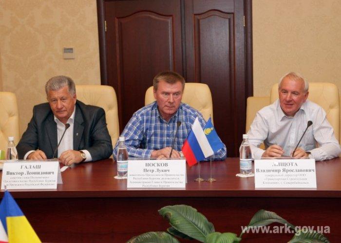 Крым будет развивать сотрудничество с Бурятией