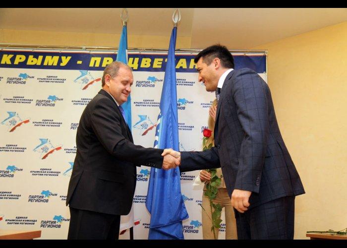 Темиргалиев вошел в состав политсовета крымских «регионалов»