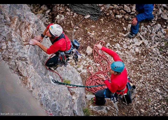 В Крыму проходит второй этап чемпионата мира по альпинизму