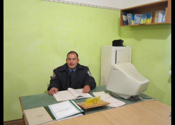В Белогорском районе открыли новый участковый пункт милиции