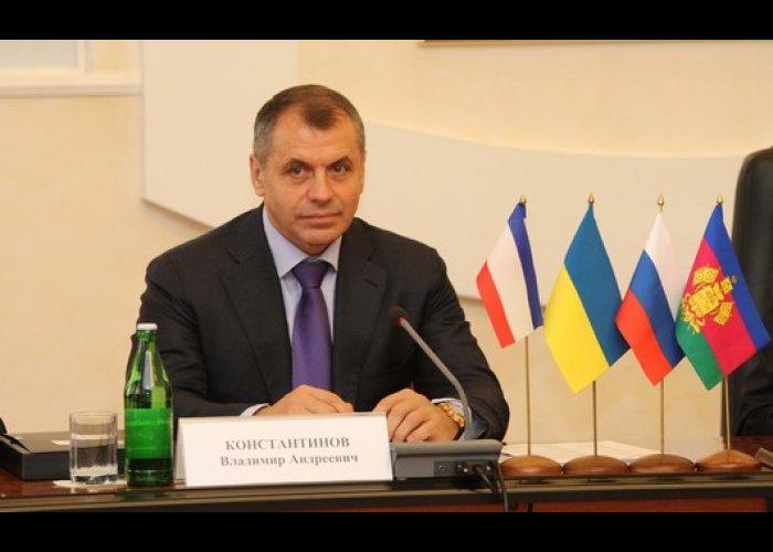 Крымский спикер находится с рабочим визитом в Краснодарском крае
