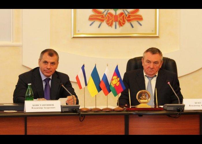Законодатели Краснодарского края поучаствуют в создании мемориала жертвам фашизма в Крыму