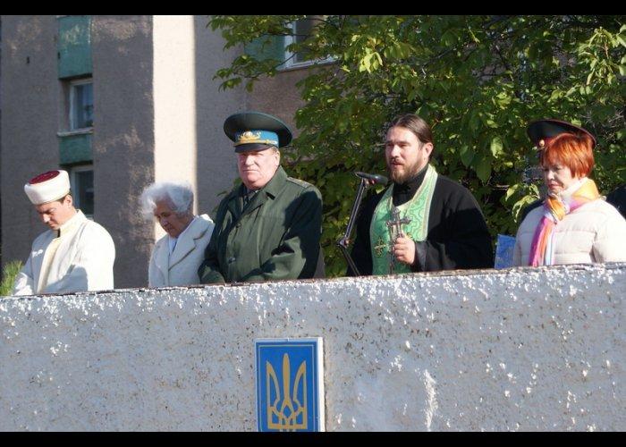 В Крыму первые 57 призывников отправились на службу
