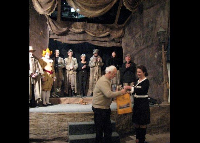 В Крыму завершился фестиваль театров кукол