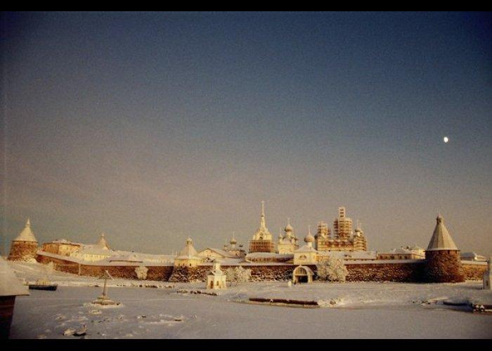 В Симферополе представят фотовыставку «Соловецкий путь»