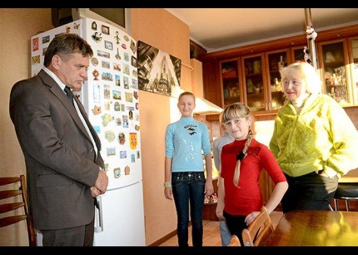 В Симферополе появится новый детский дом семейного типа