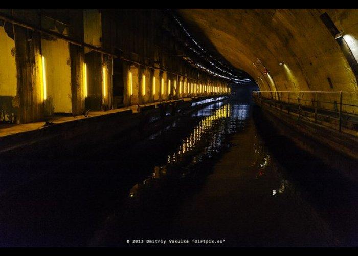 На балаклавской базе подводных лодок пройдут спортивные соревнования