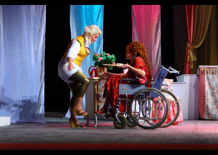 Украинский театр в новом сезоне представит три премьеры