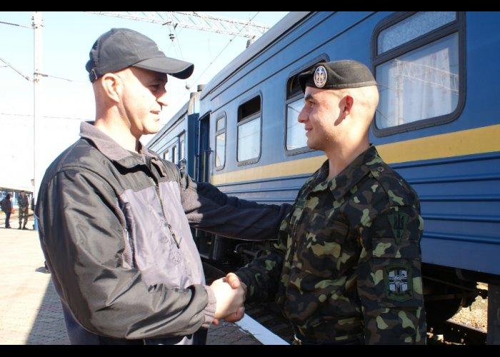 Крымские морпехи отправились на международные учения