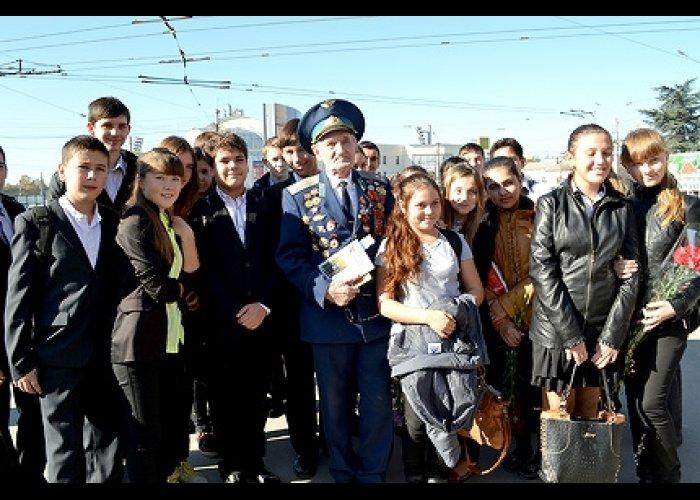 В Симферополе почтили память Амет-Хана Султана