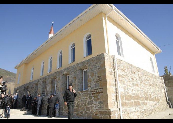 В Крыму восстановили 300-летнюю мечеть