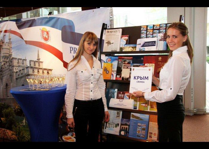 В Совете Европы открылась выставка-презентация Крыма