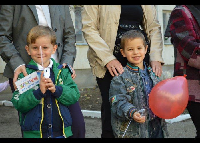 В Черноморском районе открылся новый детсад