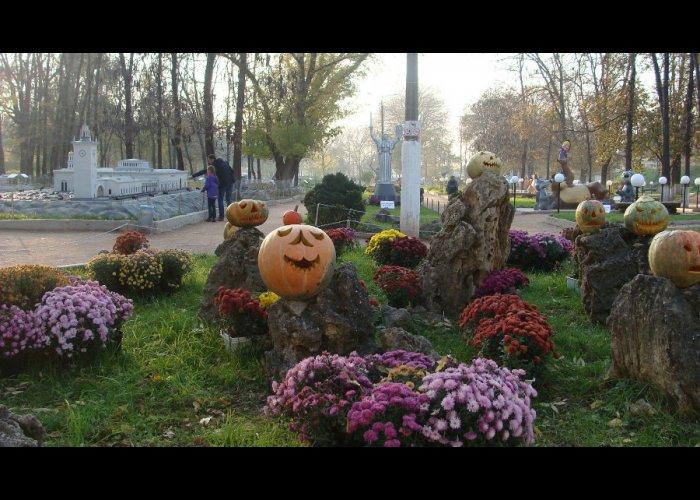 В Бахчисарае отметят Хэллоуин