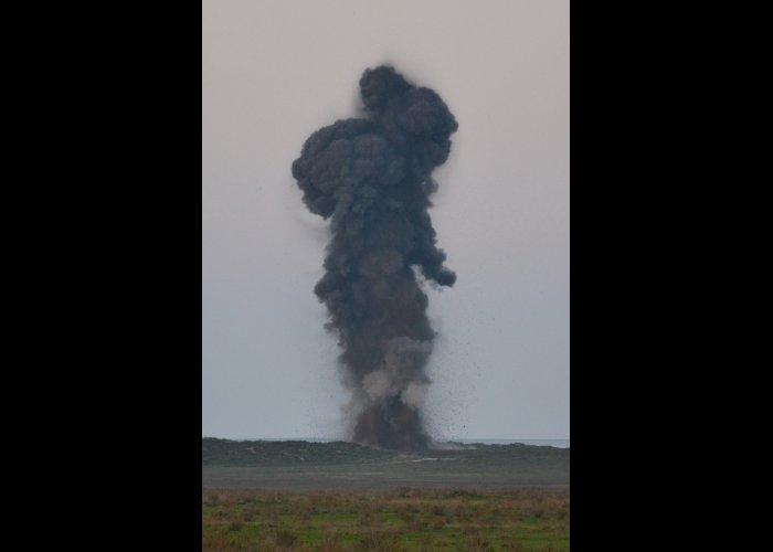 В Армянске обезврежены 52 боеприпаса времен ВОВ