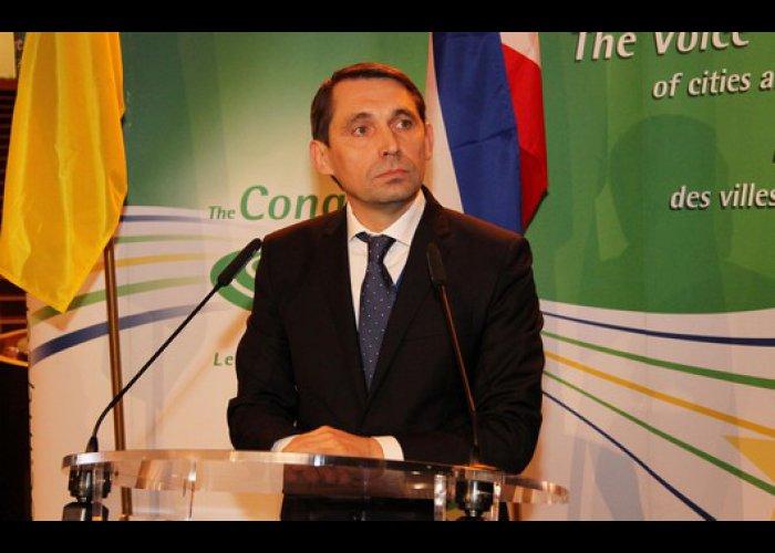 В Страсбурге прошла презентация Крыма