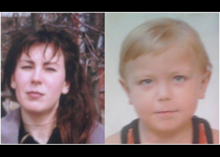 В Крыму разыскивают женщину с ребенком