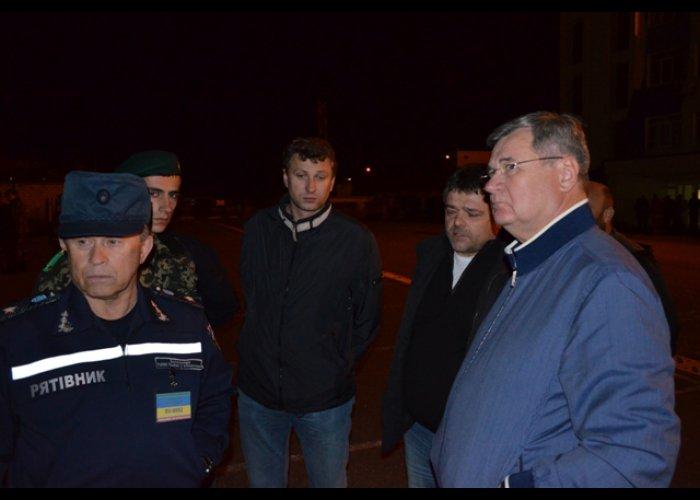 У берегов Севастополя горел молдавский паром