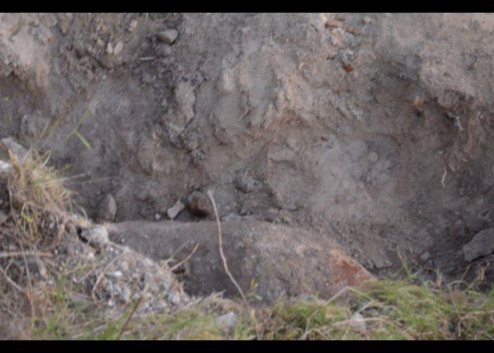 В Севастополе нашли бомбу времен войны весом 1 тонну