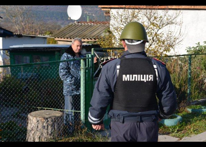 В Севастополе уничтожили немецкую авиационную бомбу