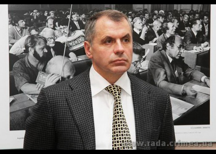 В Симферополе представили выставку «Наш путь к независимости»