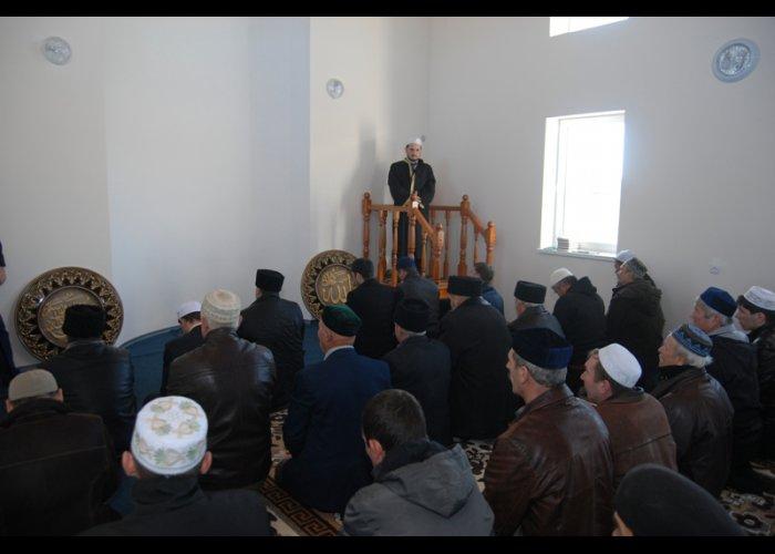 В Черноморском районе появилась новая мечеть