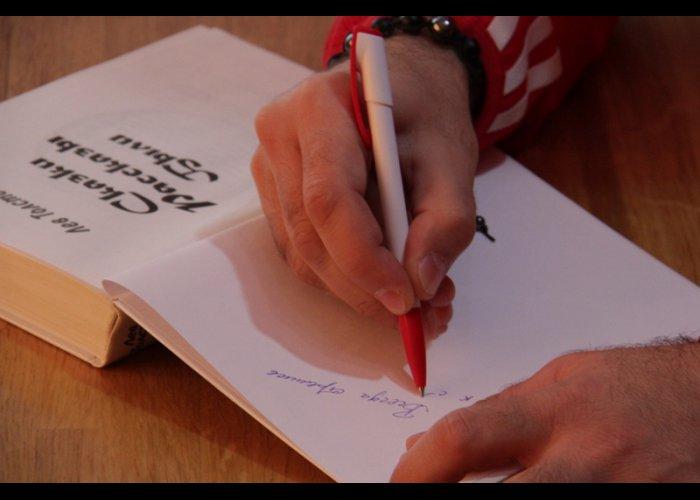 Крымский олимпиец стал участником акции «Книги, которые нас воспитали»