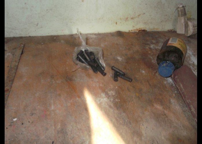 У керчанина изъяли пистолет-авторучку