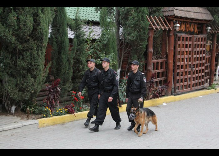Крымские силовики опровергли информацию об отправке спецназа в Киев