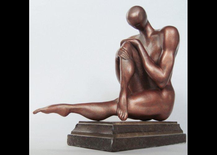 В Феодосии представят выставку «Линии и формы»