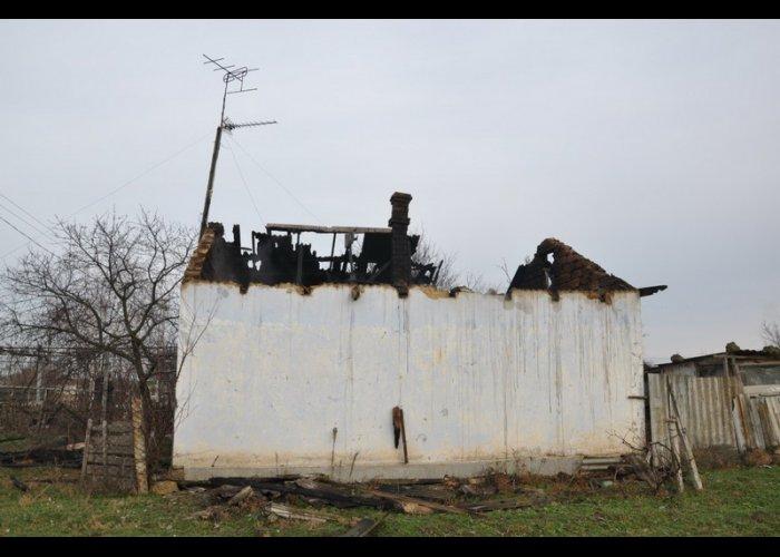 В Красноперекопском районе двое погибли на пожаре